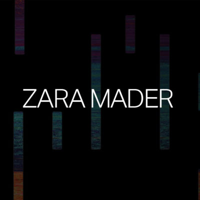 Portrait of Zara Mader